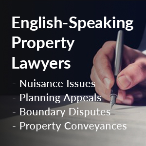 Lawyers for Property Matters