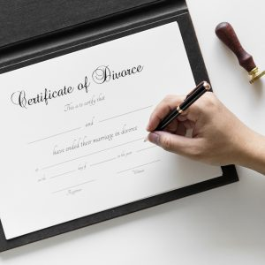 Marriage certificates - Legalisation