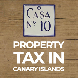 Property Taxes in Canary Islands