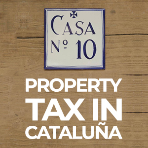Property Taxes in Catalonia