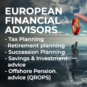 Offshore Pension advice (QROPS)